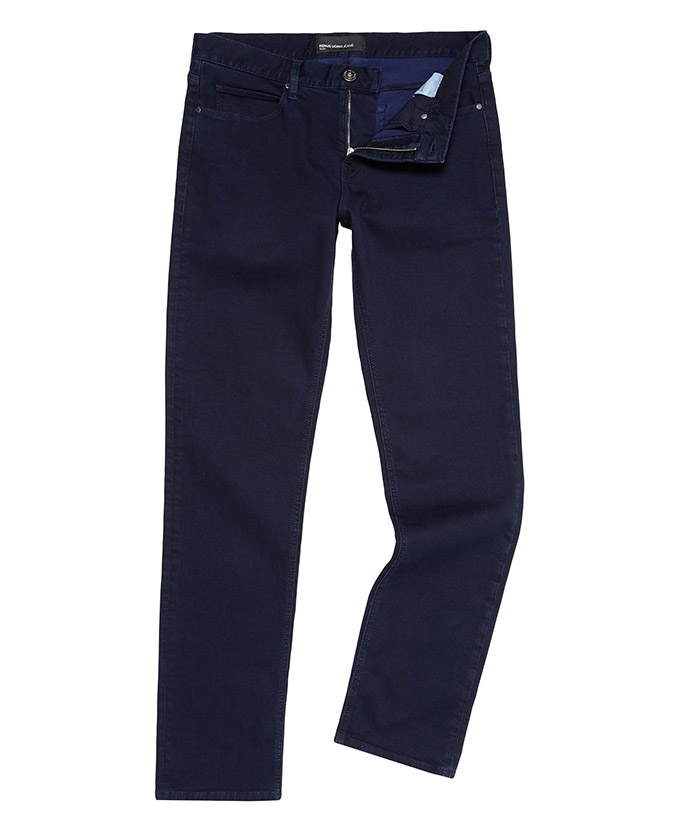 Slim Leg Stretch-Cotton Jean