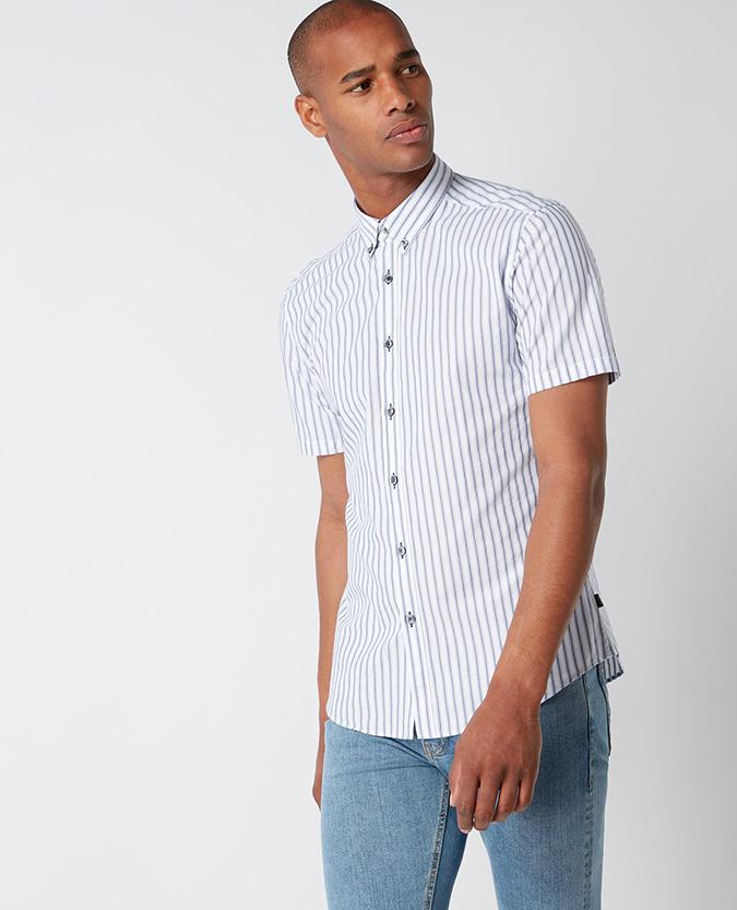 5b1ac0cbc2b8 Mens Casual Shirts - Shop Remus Uomo Online / Remus Uomo