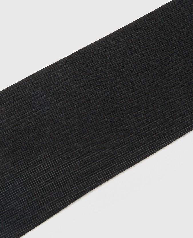 Wool-Silk Narrow Tie
