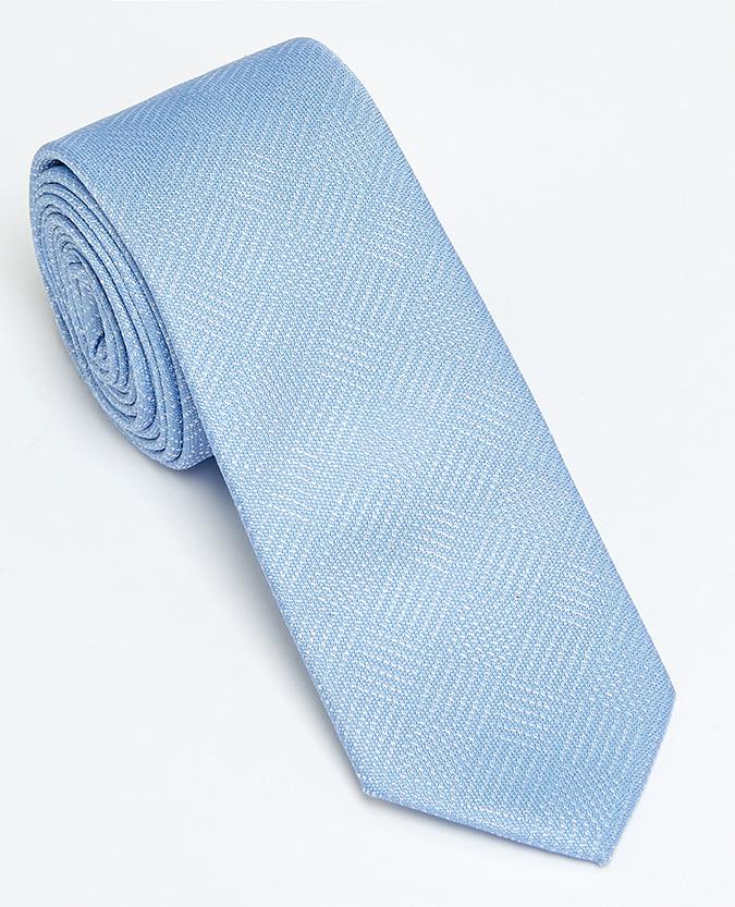 Pure Silk Narrow Tie