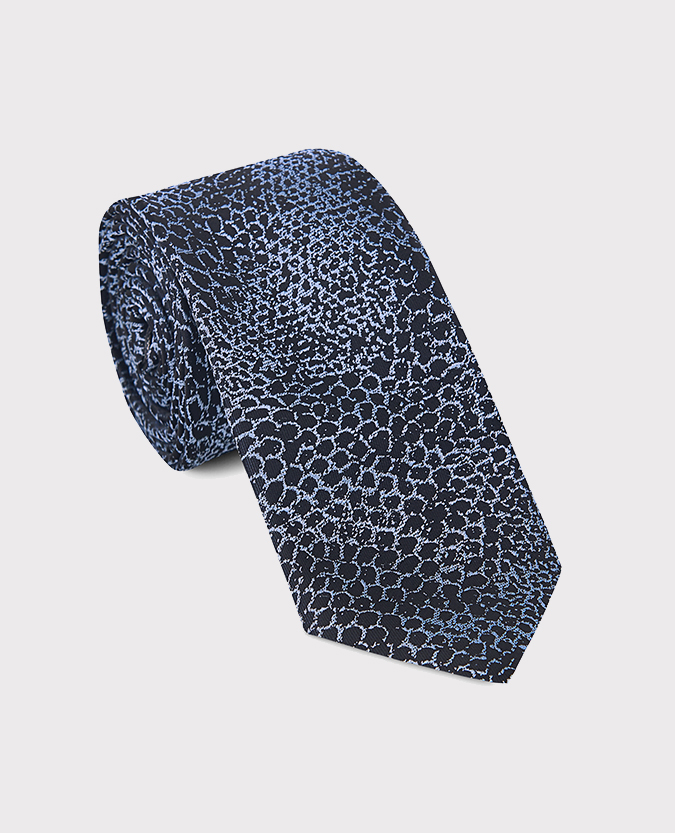Pure Silk Narrow Tie