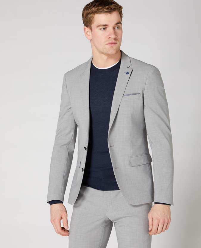 Slim Fit Hyper Stretch Suit