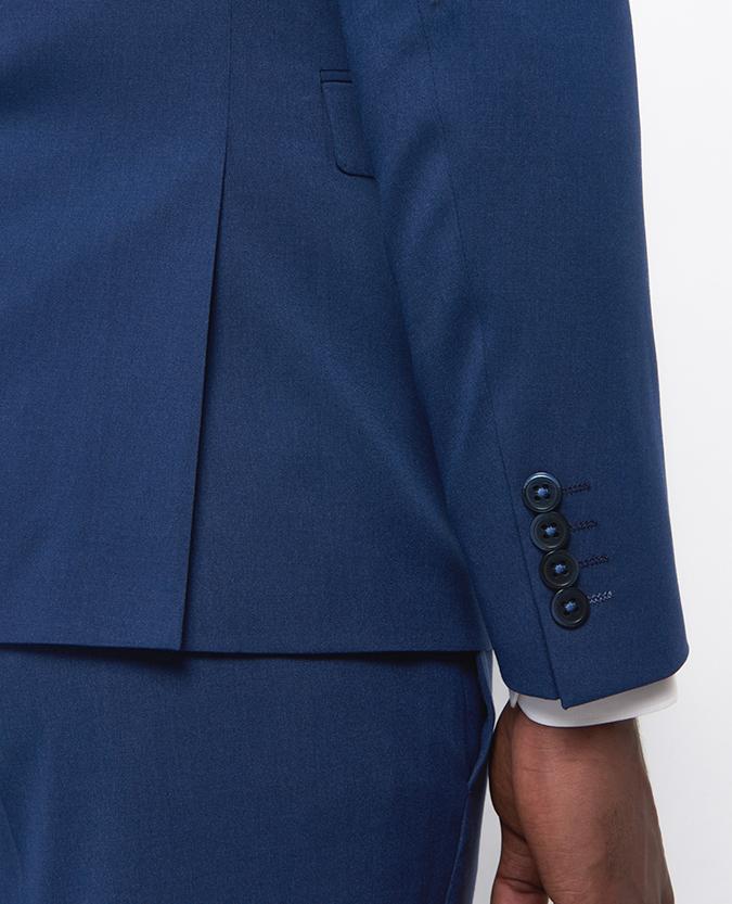 Slim Fit Stretch 3 Piece Suit