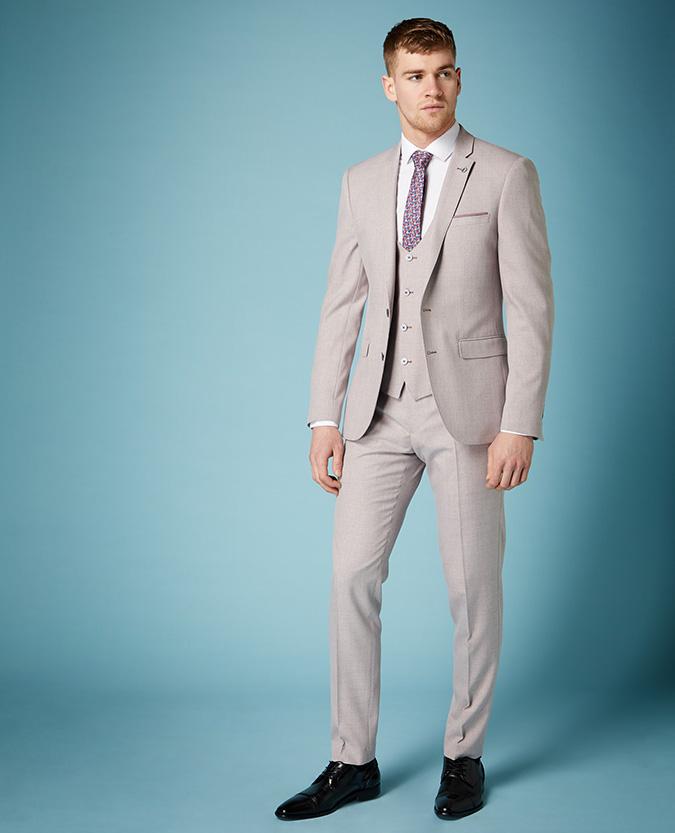 X-Slim Fit 3 Piece Suit
