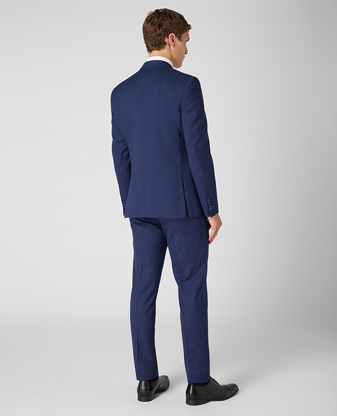 X-Slim Fit Wool Rich Mix and Match Suit
