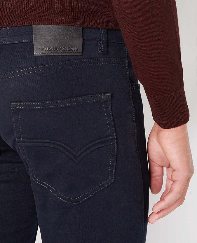Slim Leg Stretch-Denim Jean