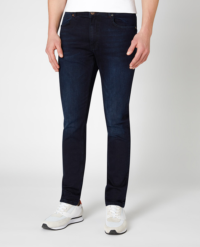 X-Slim Fit Cotton Stretch Jean