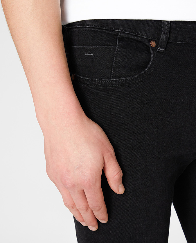 Slim Fit Cotton Stretch Jean