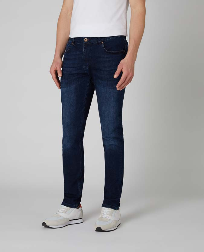 X-Slim Fit Cotton-Stretch Jean