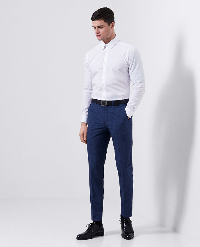Slim Leg Formal Trouser