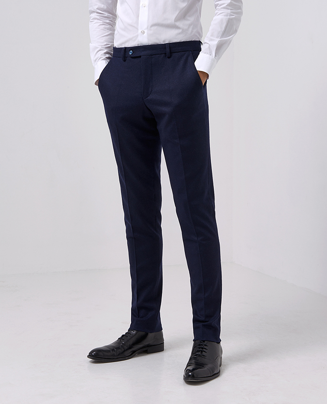 1e0966287bba66 Mens Trousers I Mens Smart Trousers By Remus Uomo / Remus Uomo