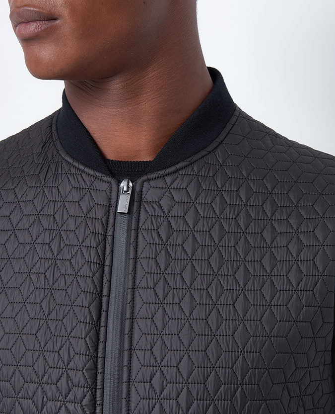 Slim Fit Lightweight Quilted Gilet