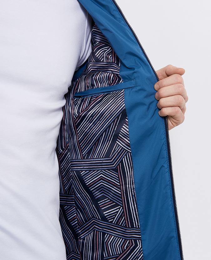Slim Fit Lightweight Quilted Jacket