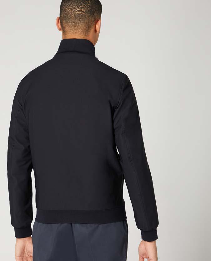 Slim Fit Track Jacket