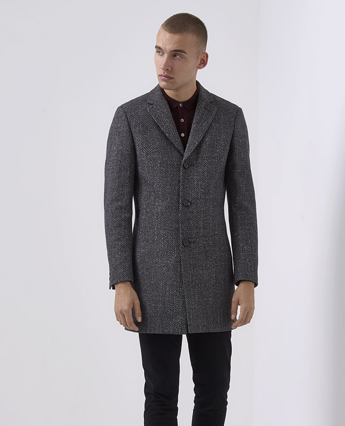 725a209b5e7 Mens Coats and Leather Jackets - Shop Remus Uomo Online / Remus Uomo