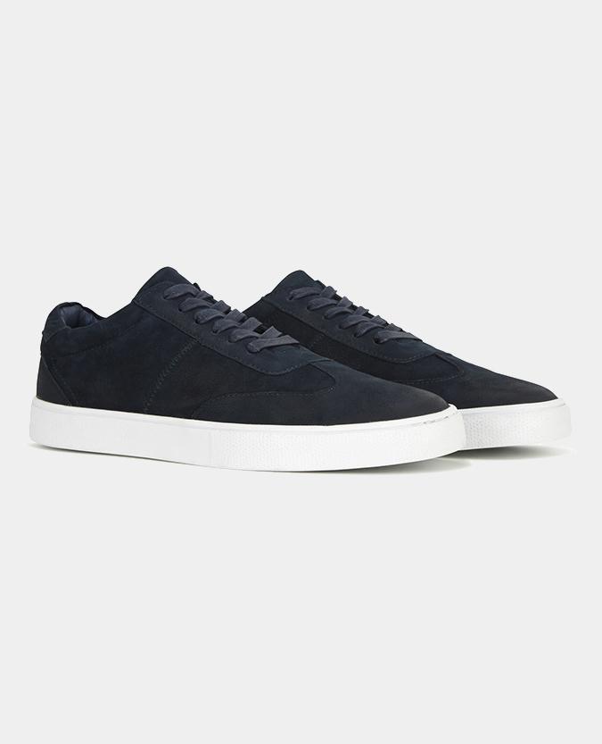Nubuck Leather Sneaker